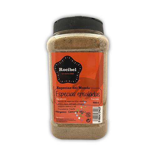 Especias ensaladas de Murcia Rocibel