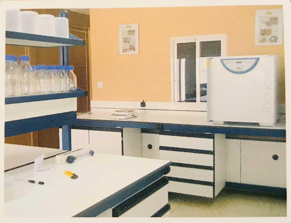 Laboratorio de Rocibel en Murcia