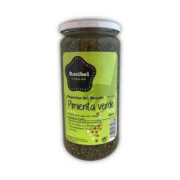 Pimienta verde cristal Rocibel Murcia