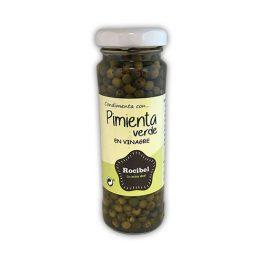 Pimienta verde en vinagre Rocibel Murcia