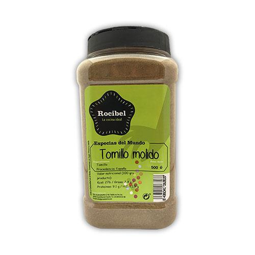 Tomillo molido de Murcia Rocibel