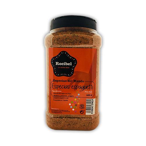 Especias espaguetti Rocibel Murcia
